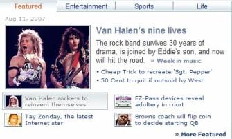 Van Halen Comeback