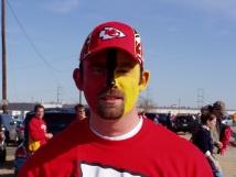 Brett-Painted Face