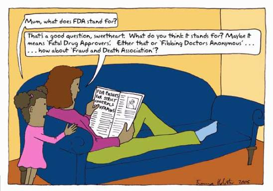 FDA Cartoon