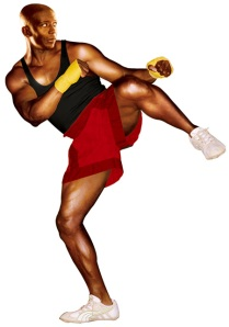 Billy Blanks - Enjoys the Process